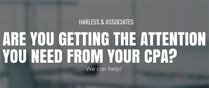 Harless & Associates, CPAs