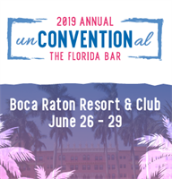 Jones Foster Participates at the 2019 Florida Bar Convention