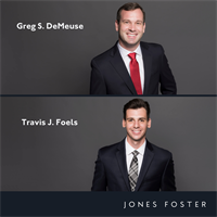 Jones Foster Adds Attorneys to Real Estate and Litigation Practice Groups