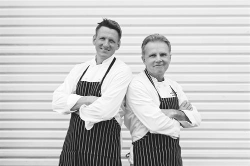 Chef Joey, Chef Rainer