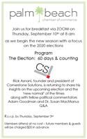 September Chamber Breakfast Event