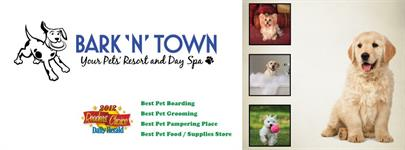 Bark 'N' Town Pet Resort & Day Spa