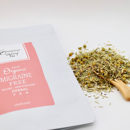 Migraine Free - Organic blend for all migraine sufferers.