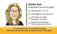 Debbie Doll Insurance Agent Broker