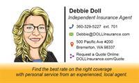 Debbie Doll Insurance Agent Broker