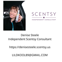 Denise Steele Independent Scentsy Consultant