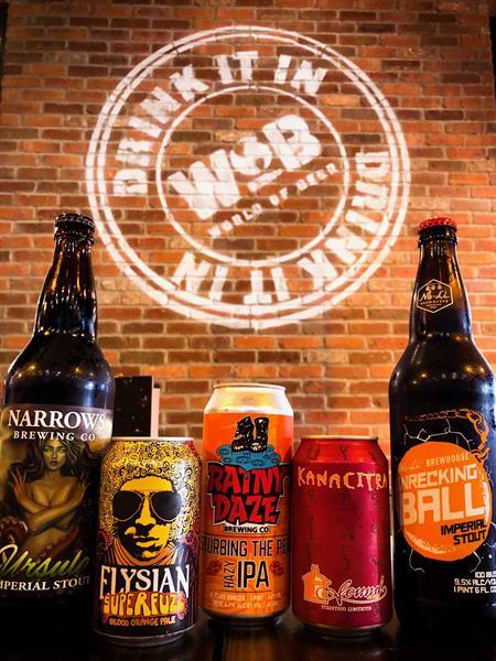 We support Washington Beer