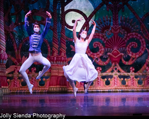 Northwest Ballet Olympia Washington Nutcracker Ballet Photography by Jolly Sienda Photography