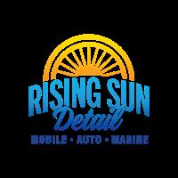 Rising Sun Detail