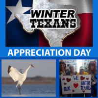 Winter Texan Appreciation Day Jan 31