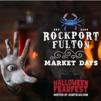 Halloween FearFest Presented By Rockport-Fulton Market Days