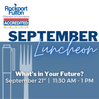 """Luncheon - """"What's In Your Future"""""""