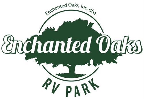 Enchanted Oaks RV Park logo