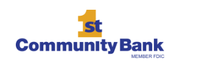 1st Community Bank