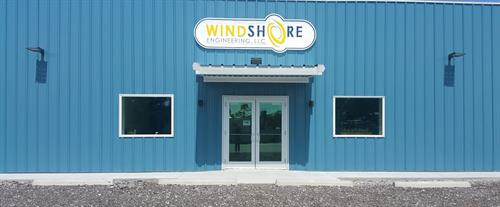 WindShore Engineering - New Office