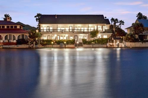 Breathtaking Waterfront Property