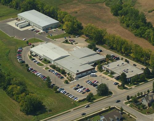 Cottonwood aerial view