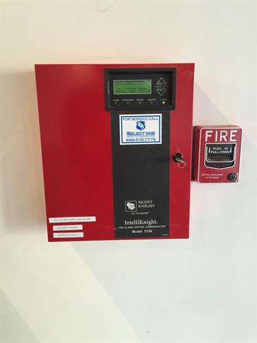 Fire alarm monitoring, installaiton, and annual inspections