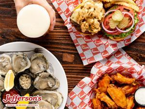 Jefferson's West Restaurant
