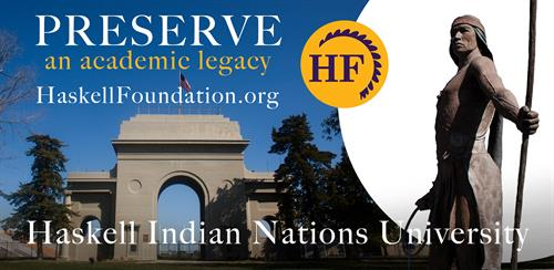 Preserve an Academic legacy by supporting the Haskell Foundation.