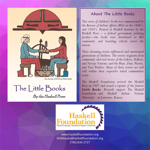 Little Books - about