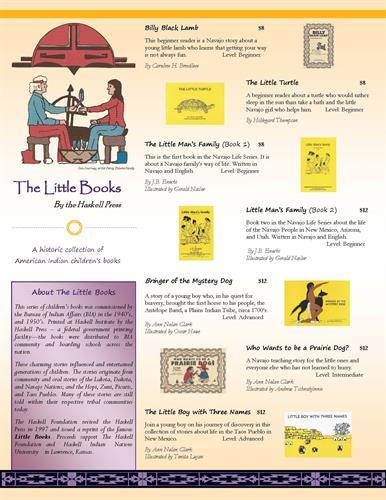Little Books information pg 1