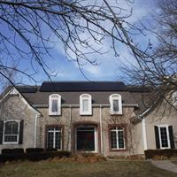 8.710kW Residential SunPower Solar Array - Leawood, Kansas