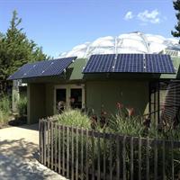13.4kW Solar Awning. Topeka Zoo - Topeka, Kansas