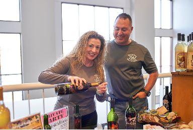 Owners Bryan & Gina (Zesiger & Montalbano = Z&M)