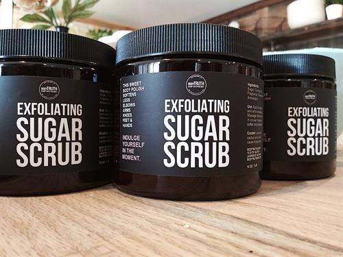 Sugar Scrub Body Polish