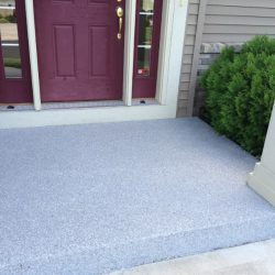 Add value and curb appeal to your home with our concrete coatings