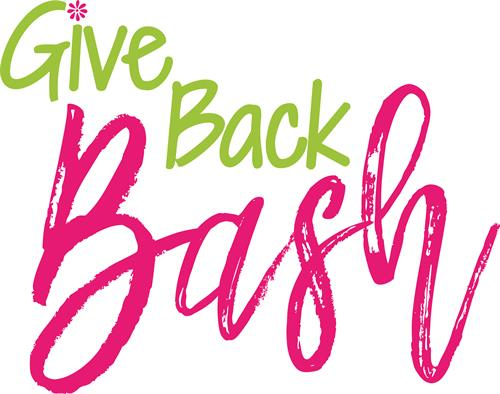 Our annual fundraiser, the Give Back Bash
