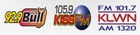 Great Plains Media, FM 101.7 KLWN, AM 1320, 105.9 KISS-FM, 92.9 THE BULL