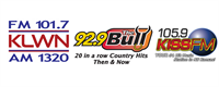 Great Plains Media, FM 101.7 KLWN, AM 1320, 105.9 KISS-FM, 92.9 THE BULL