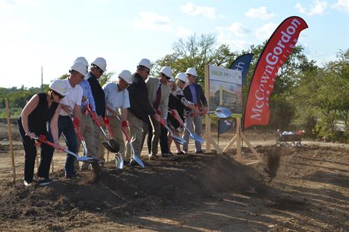 Groundbreaking for LMH Health West Campus Sept.18, 2018