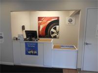 Volkswagen Parts Department