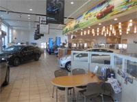 Crown Toyota/Scion Showroom