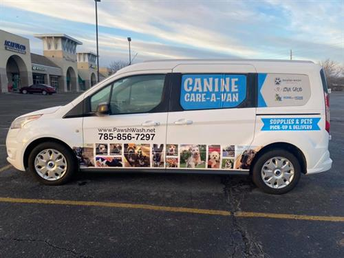 The Canine Care-A-Van