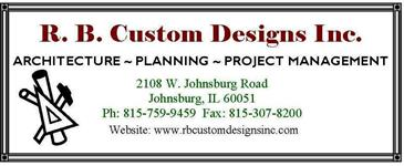 R.B. Custom Designs, Inc.