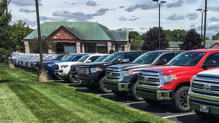 New Country Toyota of Clifton Park
