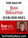 Realtor - Jean Singleton, Associate Broker, Keller Williams Capital District Realty