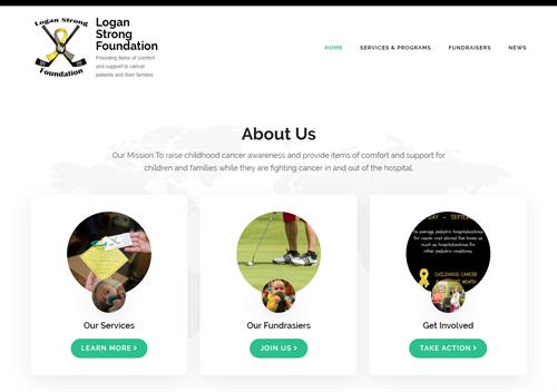 Logan strong Foundation