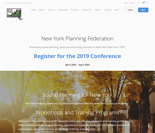 New York Planning Federation