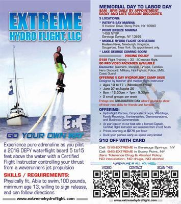 Extreme Hydro Flight LLC