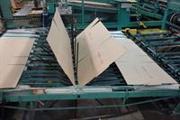 Big press- we love extra large cartons!