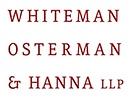 Whiteman Osterman & Hanna LLP