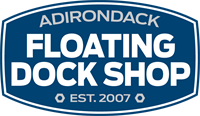 Adirondack Floating Dock Shop