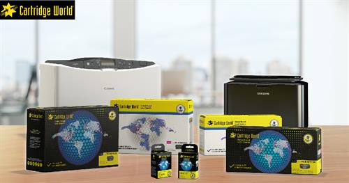 Printers, Ink and Toner Cartridges and More!