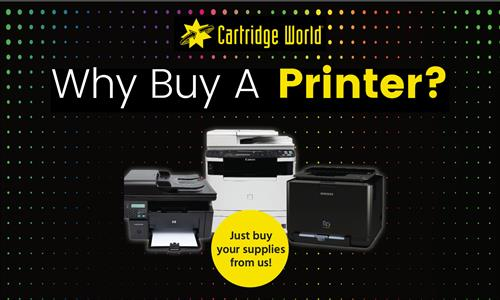 Ask About Our Exclusive Why Buy A Printer Program