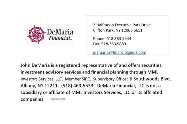 DeMaria Financial, LLC